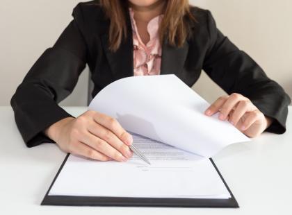 Planujesz odejść z pracy? Podpowiadamy, jak napisać wypowiedzenie!