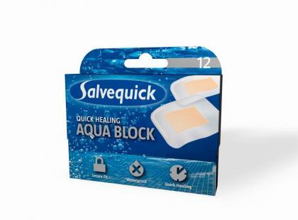 Plastry Salvequick Aqua Block