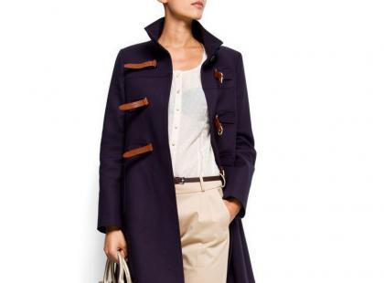 Płaszcze i kurtki Mango - propozycje na wiosnę i lato 2012