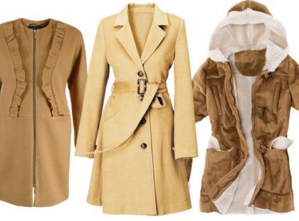 Płaszcze i kurtki na jesień-zimę 2010/2011