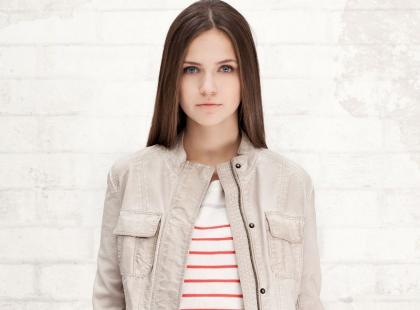 Płaszcze i kurtki Stradivarius na sezon wiosna/lato 2012