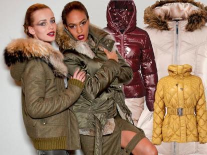 Płaszcze zimowe i kurtki zimowe 2011-2012