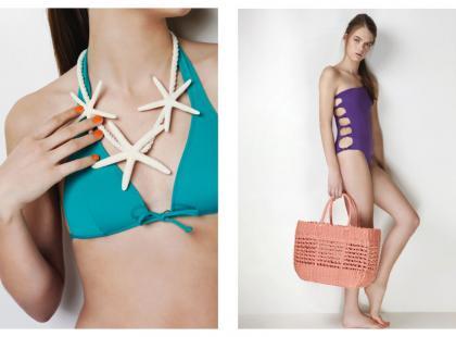Plażowa kolekcja Oysho - lato 2011