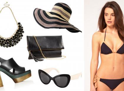 Plażowe stylizacje na lato 2012!
