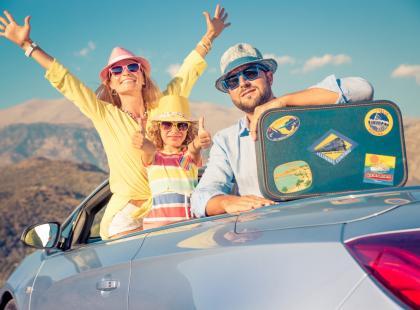 Plebiscyt na najlepsze miejsce na rodzinne wakacje