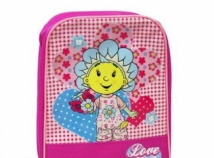 Plecaki dla dziewczynek - zobacz galerię