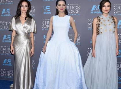 Plejada gwiazd na gali Critics' Choice Movie Awards