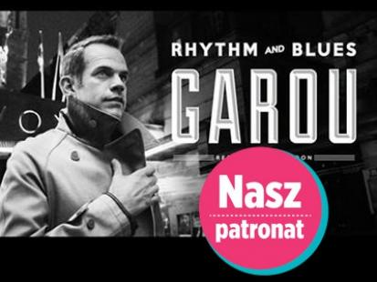 Płyta Garou Rhythm and blues