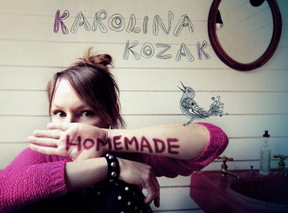 "Płyta Karoliny Kozak ""Homemade"""