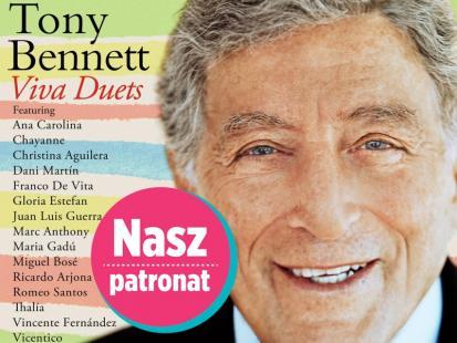 Płyta Tony Bennett Viva Duets