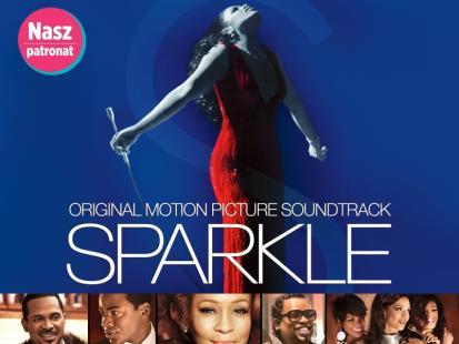 """Płyta z flmu """"Sparkle"""" z ostatnią piosenką Whitney Houston"""