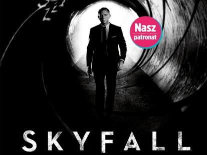 Płyta z muzyką do filmu Skyfall