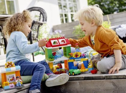 Po co w ogóle dziecko się bawi?