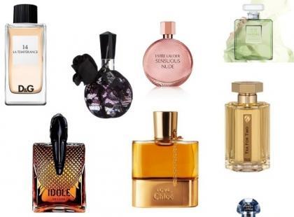 Pobudzające perfumy damskie na zimową chandrę – galeria