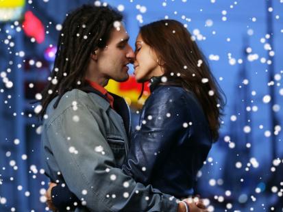 Pocałunek na ulicy