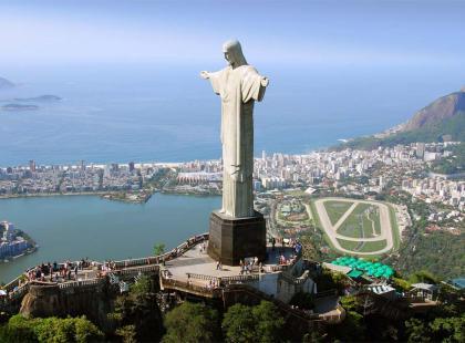 Pocztówka z Rio de Janeiro