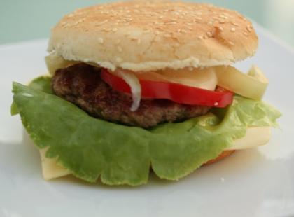 Podatek od hamburgerów