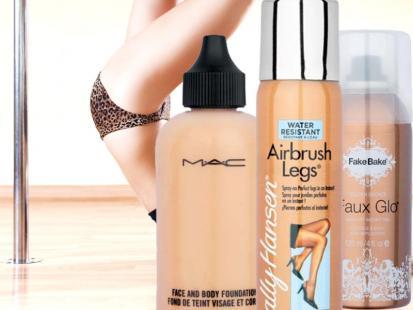 Podkłady kryjące do ciała - test kosmetyków