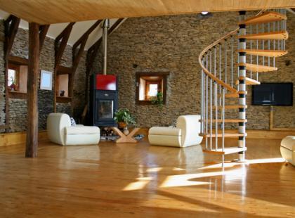 Podłoga czy dywan?