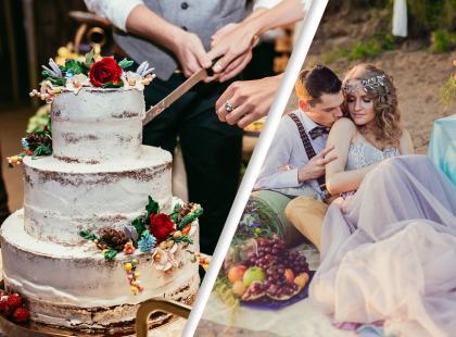 Podpowiadamy, jak zorganizować wesele w stylu boho