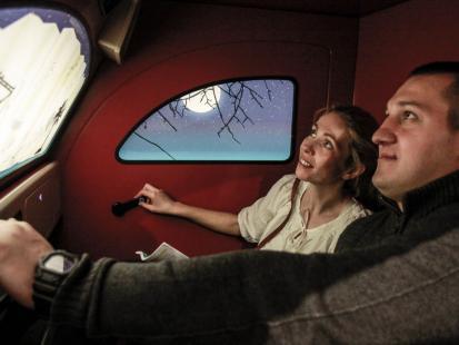 """""""Podróż do kresu nocy"""" w Centrum Nauki Kopernik"""