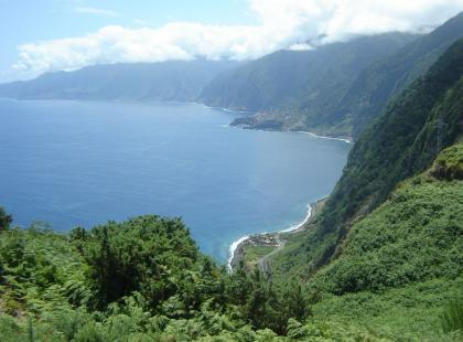 Podróżnicze inspiracje: Madera - raj na Atlantyku