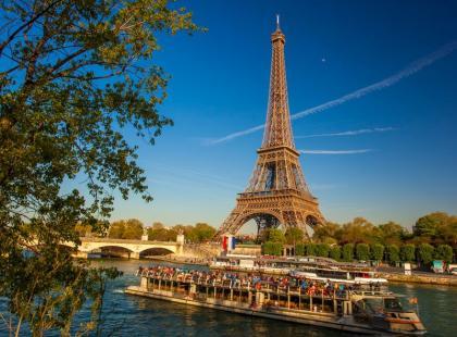 Podróżnicze inspiracje: Paryż - miasto zakochanych