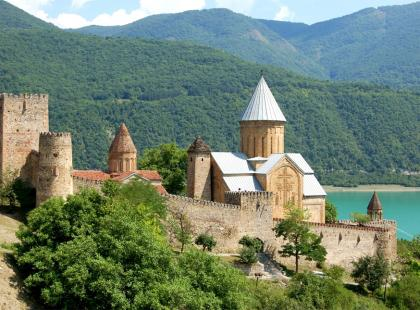 Podróżnicze inspiracje: Poznaj bliżej Gruzję