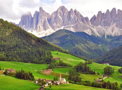 Podróżnicze inspiracje: Tyrol austriacki