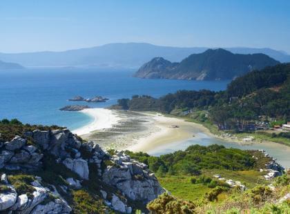 Podróżnicze inspiracje: Wyspy Cies - raj dla wtajemniczonych
