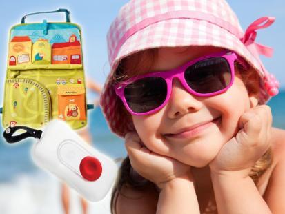 Podróżny must-have na wakacje z dzieckiem!