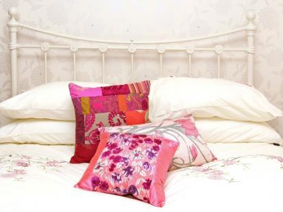 Poduszki - do sypialni i salonu