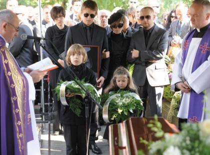 Pogrzeb Jarosława Kukulskiego
