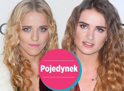 Pojedynek blogerek: która wygląda lepiej w falowanych włosach?