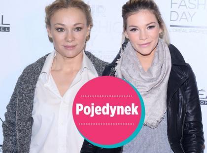 Pojedynek sióstr Bohosiewicz: Sonia vs. Maja [sonda]