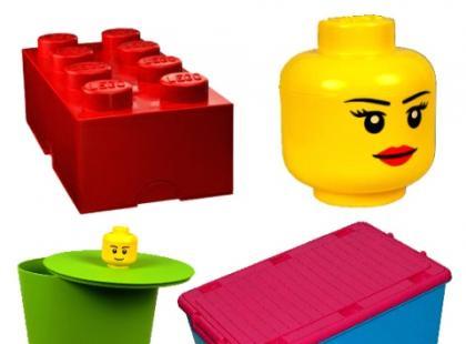 Pojemniki na zabawki – galeria