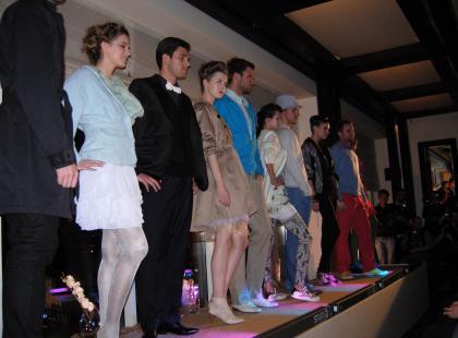 Pokaz Baty na wiosnę-lato 2009