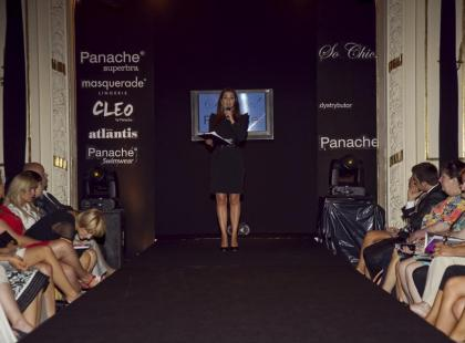 """Pokaz bielizny Panache - So Chic i """"Klinika Stanika"""""""