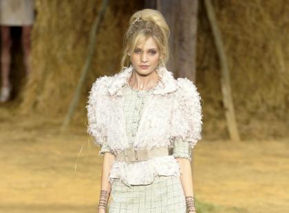 Pokaz Chanel wiosna/lato 2010