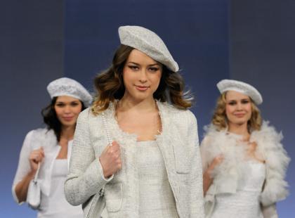 Pokaz Cymbeline 2013 - 33 sukienki ślubne