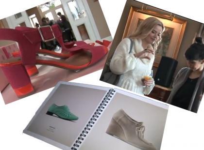 Pokaz kolekcji obuwia Clarks wiosna-lato 2013