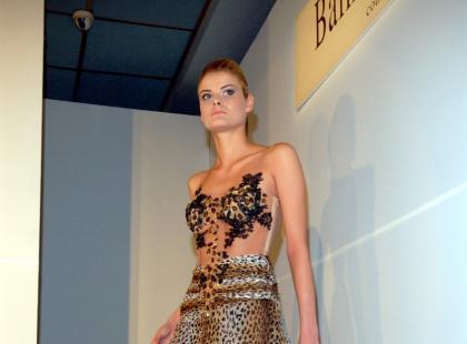 Pokaz mody Chantal Temam