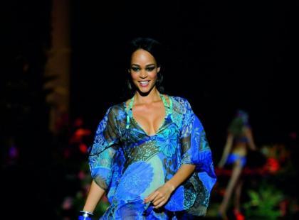 Pokaz mody plażowej Calzedonia lato 2011