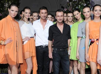 Pokaz Paprocki & Brzozowski - kolekcja wiosna/lato 2012