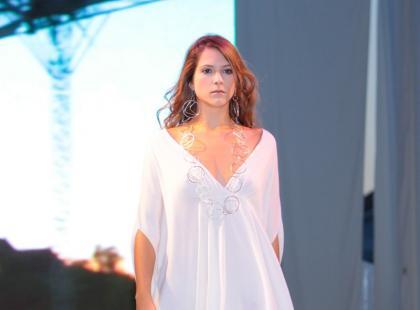 Pokaz Saverio Palatelli oraz biżuterii Anny Horseckiej na Sopot Fashion Day 2009