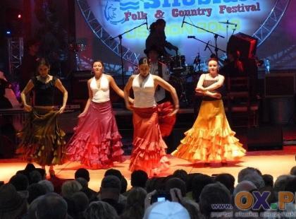 Pokaz szkoły flamenco La Pasión