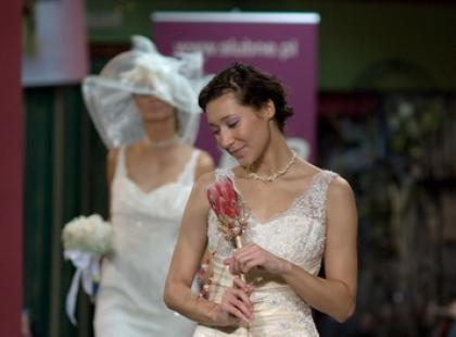 Pokaz Tylko Ona - suknie ślubne