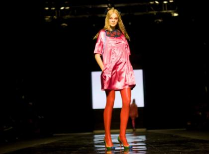 Pokazy młodych projektantów na Fashion Week Poland 2009