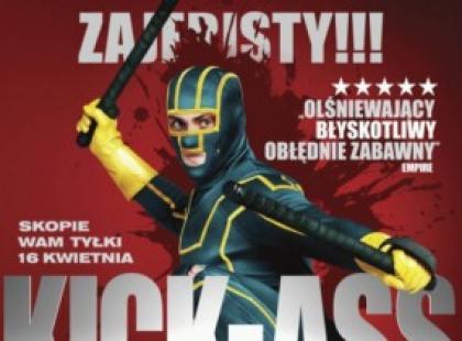 """Pokazy przedpremierowe filmu """"Kick-Ass"""" w kinie Helios!"""