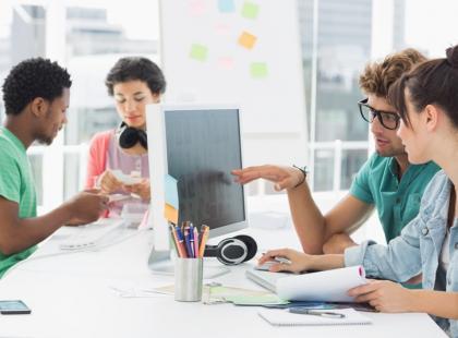 Pokolenie Y na rynku pracy